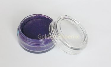 body paint color-purple