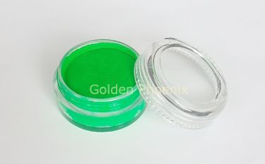 body paint color-green